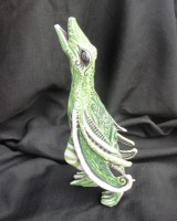Green Odd Bird