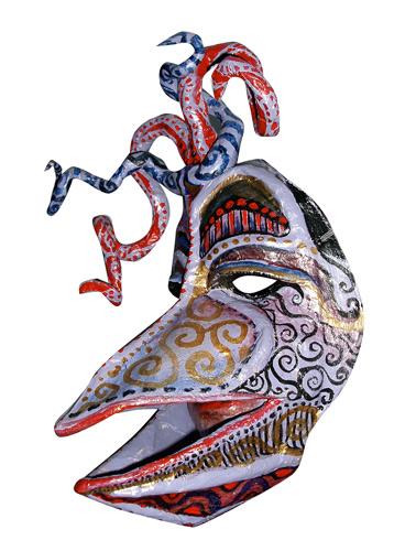 Odd Bird Mask