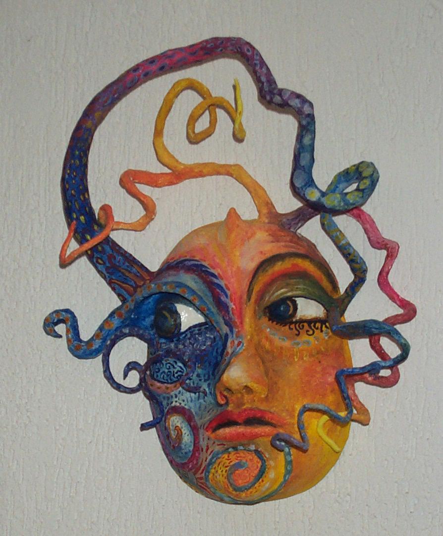 Gazing Mask