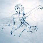 Figure Study 2 - Crayon (2 Min)