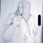 Figure Study - Graphite (20 min)